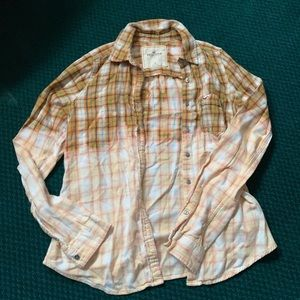 Hollister Flannel / Small